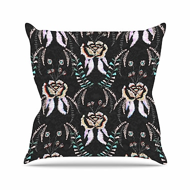 East Urban Home Luanda Throw Pillow; 20'' H x 20'' W x 7'' D
