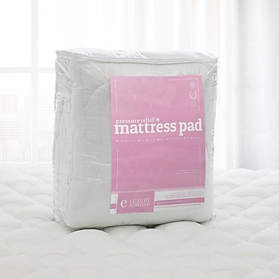 Anew Edit Pressure Relief Mattress Pad; Twin