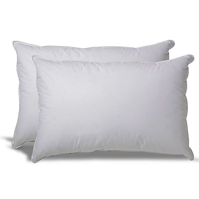Anew Edit Hypoallergenic Down Alternative Pillow (Set of 2); King