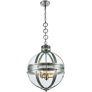 Darby Home Co Rio 3-Light Globe Pendant
