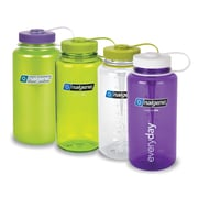 Nalgene On-The-fly Sports Bottle Family Pack, Assorted Colours, 3/Pack