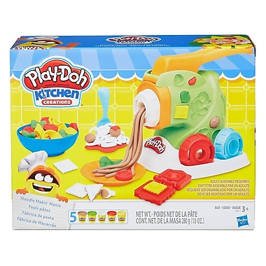 Play-Doh – Festi-pâtes Kitchen Creations