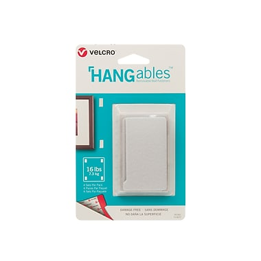 Velcro HANGables Strips Wall Fasteners, 3