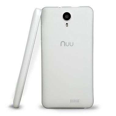 NUU Mobile – Étui protecteur pour N5L, transparent