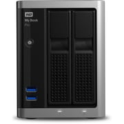 Western Digital - Disque dur de table My Book Pro 8 To, noir (WDBDTB0080JSL)