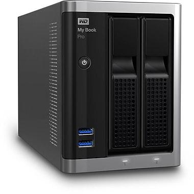 Western Digital My Book Pro 16 TB Desktop Hard Drive, Black (WDBDTB0160JSL)