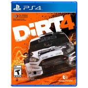 Dirt 4 (Day 1 Edition) PS4