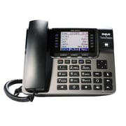 RCA 4-Line Cordless Business Phone Base