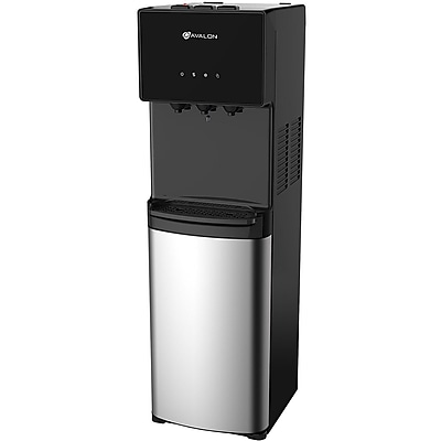 Avalon Water Cooler Water Dispenser with 3 Temperature Settings, Stainless Steel