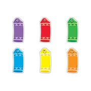 Trend Enterprises® Pre-kindergarten - 9th Grades Mini Accents, Crayons