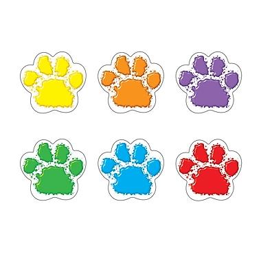 Trend Enterprises® Pre Kindergarten - 6th Grades Mini Accents, Paw Prints