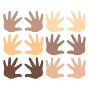 "TREND 3"" Friendship Hands, Assorted Colors (T-10869)"