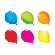 "Trend Enterprises® 3"" Party Balloons Mini Accents Variety Pack, 36/Pack (T-10884)"