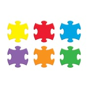 Trend Enterprises® 1st - 4th Grades Classic Accents, Puzzle Pieces