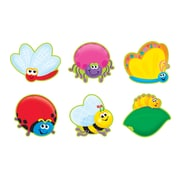 "TREND T-10914 6"" Bright Bugs Classic Accents Variety Pack, Multicolor"