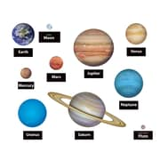 """TREND 6"""" T-10961 DieCut Planets Classic Accents, Assorted"""