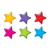 Trend Enterprises - Ensemble de décorations variées de 5 1/2 po, étoiles boule de gomme, 36/paquet (T-10968)
