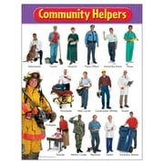 Trend Enterprises® Community Helper Learning Chart