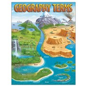 Trend Enterprises® Geography Terms Learning Chart