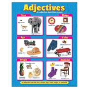 TREND Enterprises T-38132 Adjectives Learning Chart