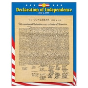 Trend Enterprises® Declaration of Independence Learning Chart