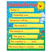 Trend Enterprises® Calendar Partner Learning Chart