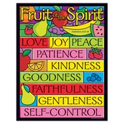 Trend Enterprises® Fruit of The Spirit Learning Chart