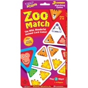 Trend Enterprises® Logic Game, Zoo Match