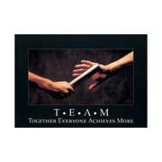Trend Enterprises® ARGUS® Poster, T.E.A.M. Together Everyone