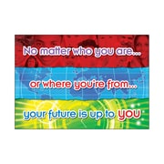 Trend Enterprises® ARGUS® Poster, No Matter Who You Are