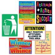 Trend Enterprises Argus Poster Combo Pack, Attitude Matters (T-A67924)