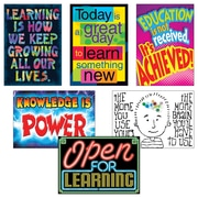 Trend Enterprises Argus Poster Combo Pack, Learning Power (T-A67925)
