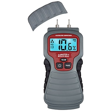 Calculated Industries®, AccuMASTER XT Moisture Meter (7440)
