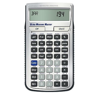 Calculated Industries®, Ultra Measure Master (8025)