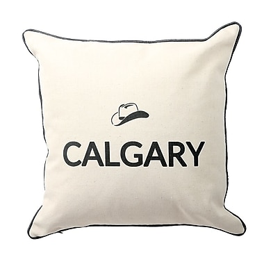 2-Piece Cushion Feather Insert, Calgary, 6.75x18x18
