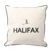 Oreiller de plumes, Halifax, 6,75 x 18 x 18, paq./2