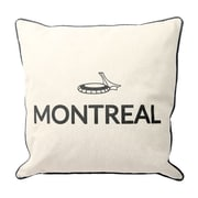 2-Piece Cushion Feather Insert, Montreal, 6.75x18x18