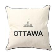 Oreiller de plumes, Ottawa, 6,75 x 18 x 18, paq./2