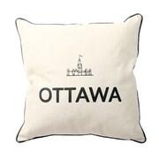 2-Piece Cushion Feather Insert, Ottawa, 6.75x18x18