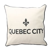 2-Piece Cushion Feather Insert, Quebec City, 6.75x18x18