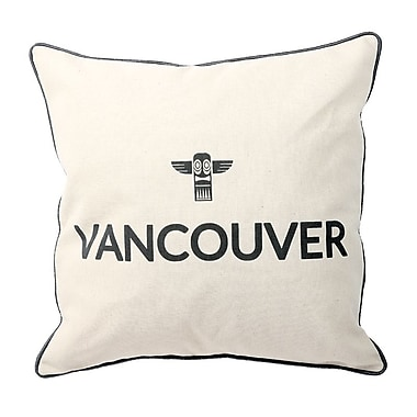 2-Piece Cushion Feather Insert, Vancouver, 6.75x18x18