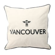 Oreiller de plumes, Vancouver, 6,75 x 18 x 18, paq./2