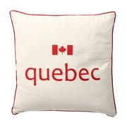 2-Piece Cushion Feather Insert, Quebec, 6.75x18x18