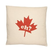 2-Piece Cushion Feather Insert, Eh, Maple Leaf, 6.75x18x18