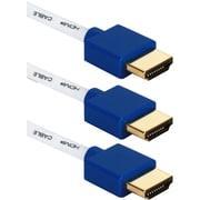 QVS HDMI A/V Cable (HDT-10F-3PB)