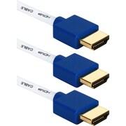 QVS HDMI Audio/Video Cable (HDT-3F-3PB)