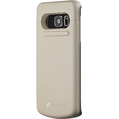 TAMO Samsung Galaxy S7 Edge Extended Battery Case 5000 mAh-Gold