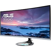"ASUS MX34VQ 34"" LED Monitor, Plasma Cooper/Dark Gray"