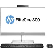 "HP EliteOne 800 G3 All-in-One Computer, Intel Core i5 (7th Gen) i5-7500 3.40 GHz, 8 GB DDR4 SDRAM, 1 TB HDD, 23.8"" 1920 x 1080"