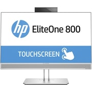 HP EliteOne 800 G3 All-in-One Computer, Intel Core i5 (7th Gen) i5-7500 3.40 GHz, 8 GB DDR4 SDRAM, 256 GB SSD